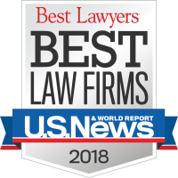 Best Law Firms 2018